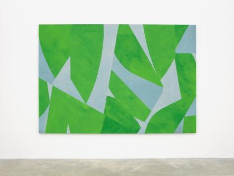 Sarah Crowner Green Screen, 2018