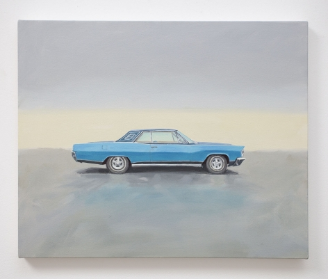 Deanna Thompson, 1963 Pontiac Grand Prix