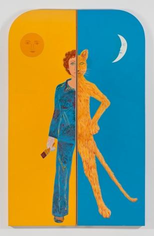 Joan Brown, Harmony,1982