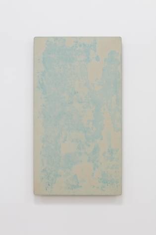 Tatsuo Kawaguchi Relation-Quality (blue 84-1), 1984