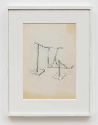 Jiro Takamatsu, The Poles and Space