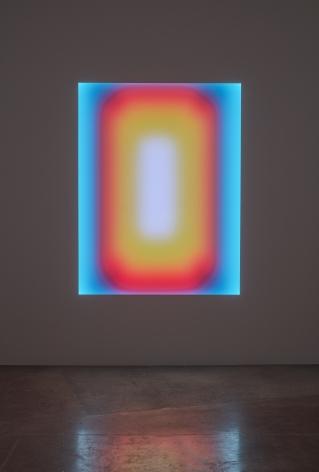 James Turrell Medium Rectangle Glass, 2019