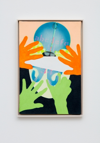 Kiki Kogelnik Untitled (Still Life with Hands and Skull), c. 1964
