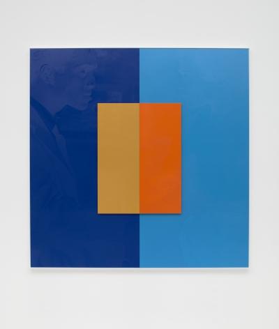 """Hank Willis Thomas """"C'est si bon"""" (Le Harmonie del Colore) (variation without flash), 2019"""