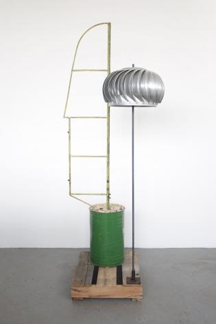 Charles Harlan Turbine, 2018