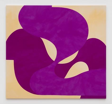 Sarah Crowner, Turning Violets, 2020
