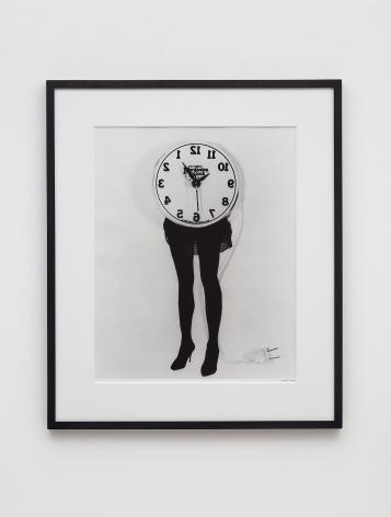 Lynn Hershman Leeson Biological Clock 2, 1995
