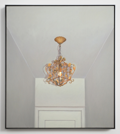 Deanna Thompson, Light Fixture #3, 2014
