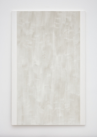 Mary Corse Untitled (White Light Band), 1991