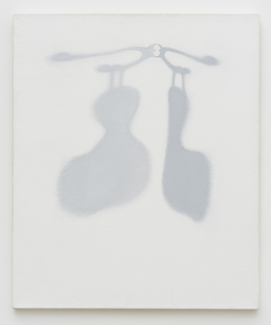 Jiro Takamatsu, Shadow of a Brush (No. 1460)