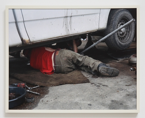 Justine Kurland, Tranny Job, 2013