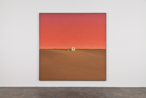 Deanna Thompson, Desert House 2012 #4, 2012