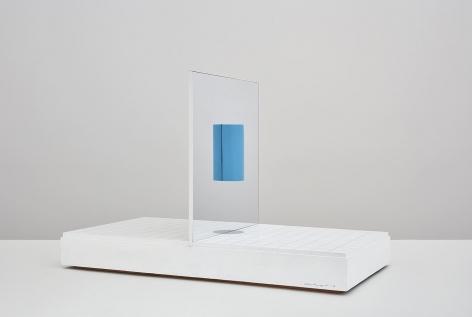 Tatsuo Kawaguchi Cube and Cylinder, 1967