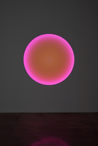 James Turrell Medium Circle Glass, 2017
