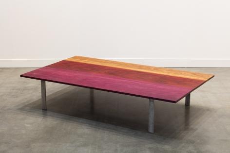 Mark Handforth, Untitled Table, 2016