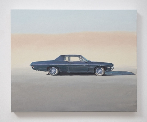 Deanna Thompson, 1970 Chevy, 2015