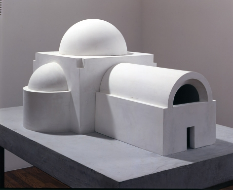 James Turrell Transformative Space: Basilica for Santorini, 1991