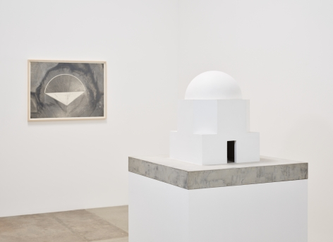 "Installation view of ""James Turrell"" at Kayne Griffin Corcoran, Los Angeles"
