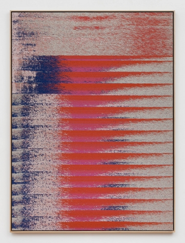 Mika Tajima Negative Entropy (TAE, Electric Arc Pulse Power, Full Width Quad), 2018