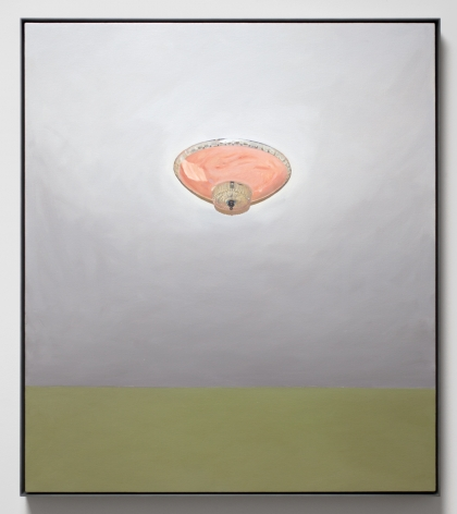 Deanna Thompson, Light Fixture RD #1, 2014