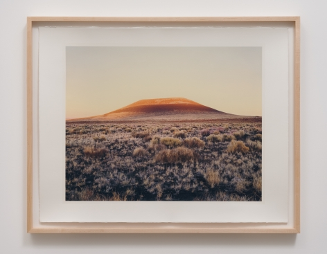 James Turrell, Roden Crater (Sunset)