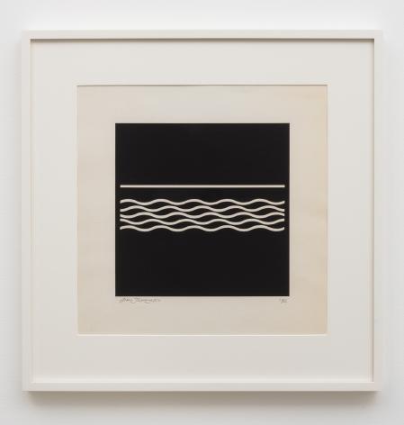 Jiro Takamatsu In the form of square, 1972