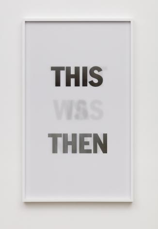 Hank Willis Thomas This Is Now, 2019