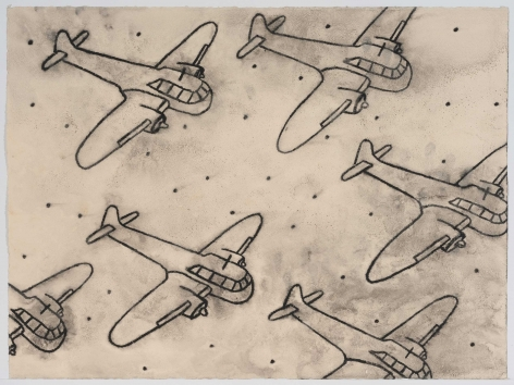 David Lynch, Airplanes