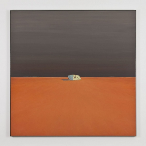 Deanna Thompson, Desert House 2012 #2, 2012