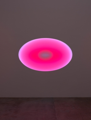 James Turrell  CAPE HOPE, (S. Africa), Elliptical Wide Glass, 2015