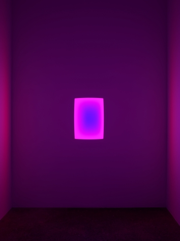 James Turrell Small Glass, 2017