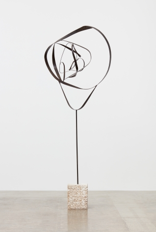 Beverly Pepper Untitled Steel #1, 1965
