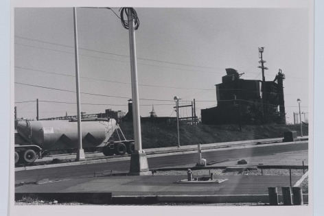 David Lynch, Untitled (Industrial, 17 : 15)