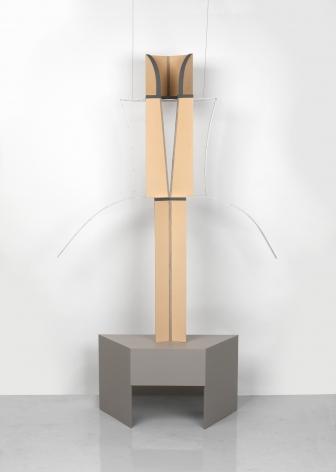 Diane Simpson,, Neckline (extended), 2011