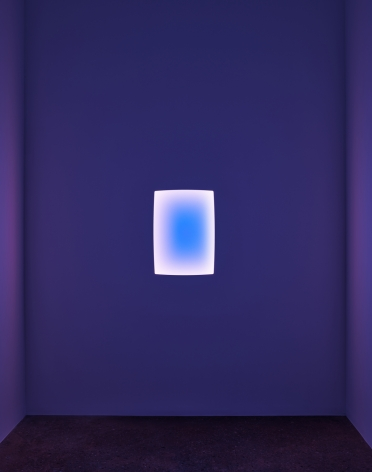 James Turrell Small Glass, 2019