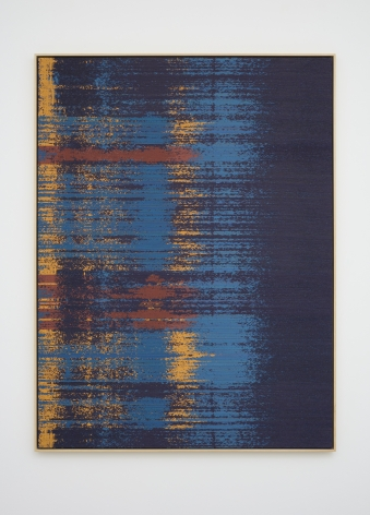 Mika Tajima Negative Entropy (Bioweaving Mill Braiding Brain Aneurysm Stent, Turquoise, Full Width, Quad), 2020