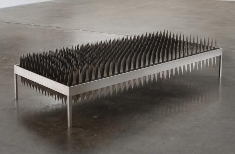 Aida Ruilova, Diamond Bed