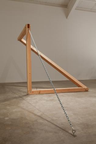 Oscar Tuazon, Untitled