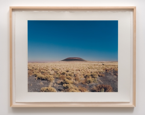 James Turrell, Roden Crater (Blue Sky)
