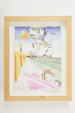 Peter Shire, Dreaming in Perspective, 1989