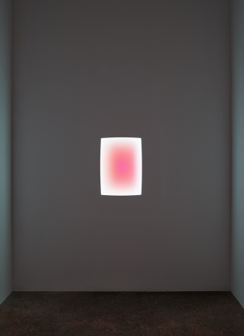 James Turrell Small Glass, 2018