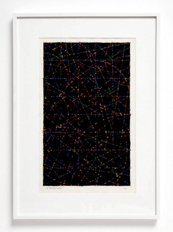 Jiro Takamatsu Space in Two Dimensions, 1983