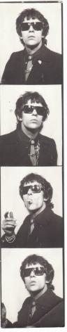 Warhol, Unidentified Man, 1964-67