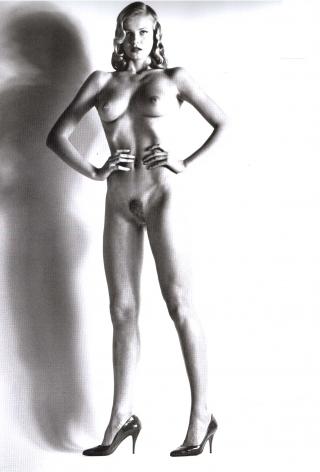 Newton, Big Nude XIV, 1980
