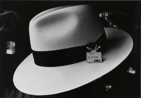 Moriyama, Soft Hat, Minato-ku, Tokyo, 1990