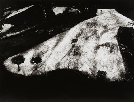 Mario Giacomelli, Presa di coscienza sula natura Angelini, 1970