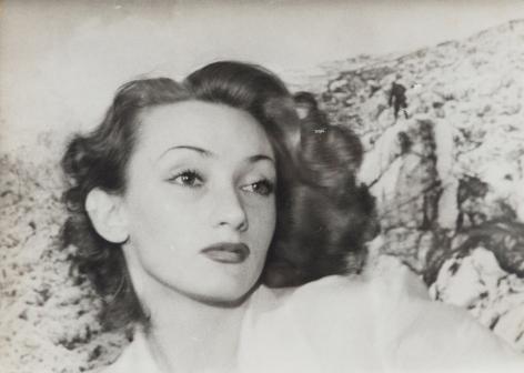 Mollino, Sans titre, 1942