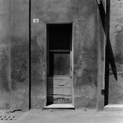 Guido Guidi, Cesena, Per il Teatro Bonci, 1980