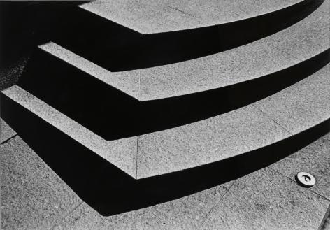 Moriyama, Stairs, Cyuo-ku, Tokyo, 1990