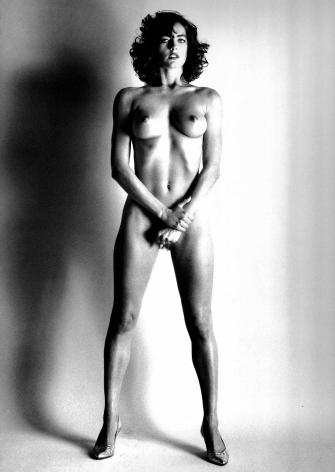 Newton, Big Nude III, Paris, 1980